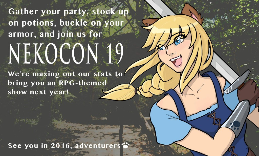NekoCon 19: RPG