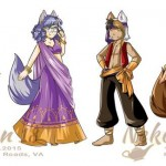 NekoCon 18 (2015) - Arabian Nights