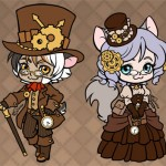 Nekocon 14 (2011) - Steampunk